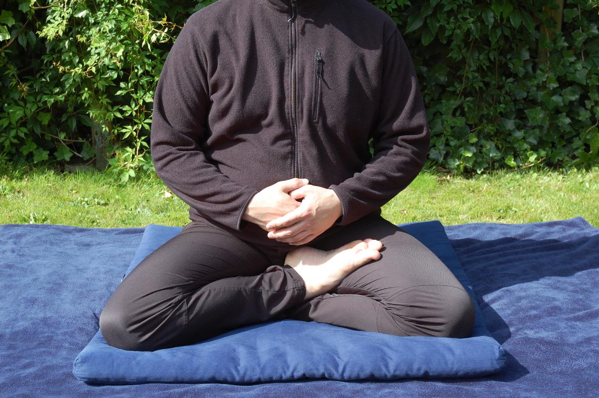 zazen meditation anleitung